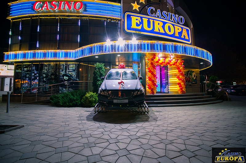 европа казино работает некорректно