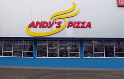 Andy's Pizza (o.Bălţi, str.Independenţei, 39)