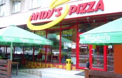 Andy's Pizza (o. Rîbniţa, Str. Chirov, 128)