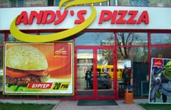 Andy's Pizza (or.Tiraspol, Str.Karl Liebknecht, 134)