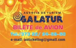 Travel agency «Galatur»