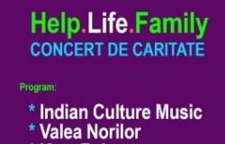 "Charity concert ""Help.Life.Family"""