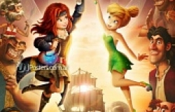 The Pirate Fairy 3D