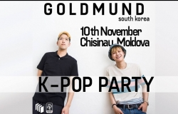 K-POP party with Goldmund