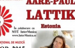 Aare-Paul Lattik Organ Concert