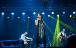 Natalia Barbu and Alex Calancea Band will give a concert in Chisinau