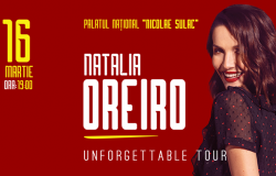 Ната́лия Оре́йро - Unforgettable tour