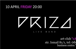 Concert of the band PRIZA