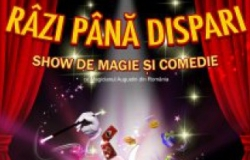 "Show of magic and comedy ""Laugh until you cry"""