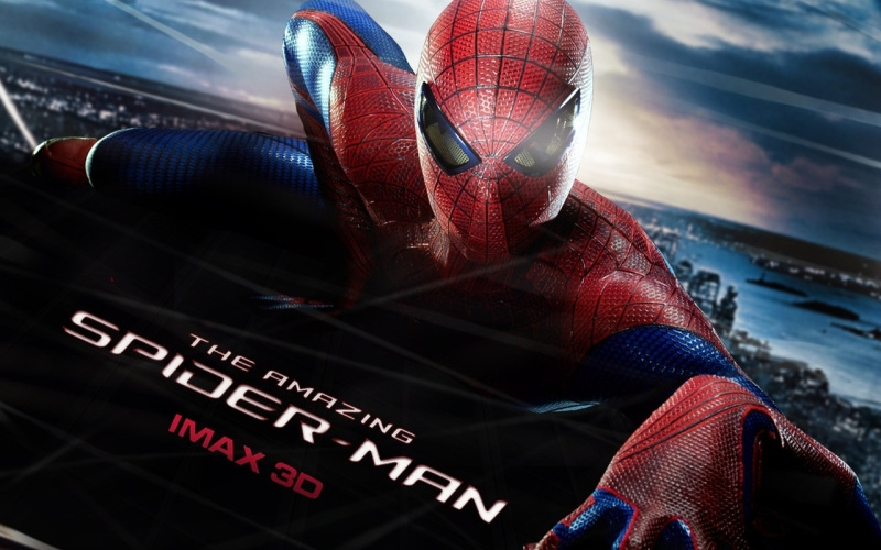 The Amazing Spider-Man 2-3D (english)