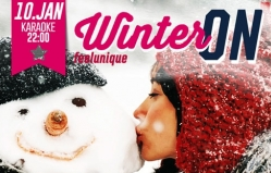 В Pink Martini пройдет Party Winter ON (10 Jan)