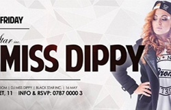В Tesla Sound Room выступит DJ Miss Dippy