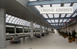 Chisinau Train Station