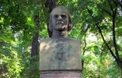 Bust of Alexei Mateevici