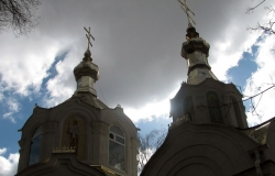 Часовня во имя «Всех Святых прославивших Молдавскую землю»