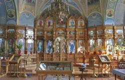 """Церковь """"Св. Три Иерарха"""""""