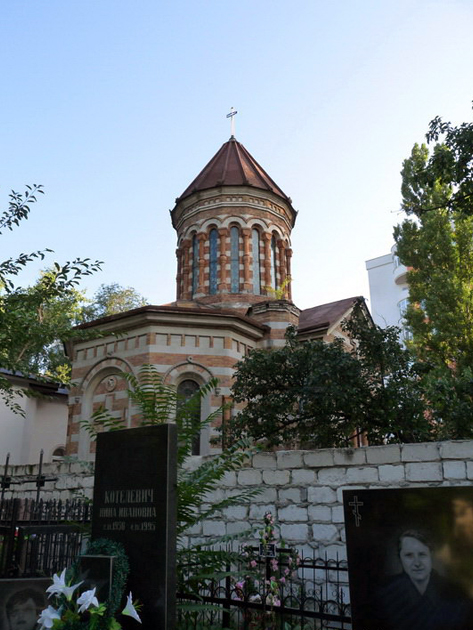 Church of the Saviour's Resurrection