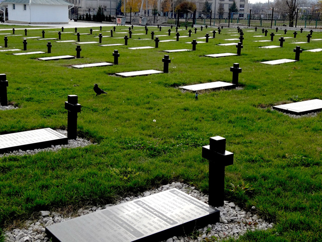 Memorial Historical Military Cemetery