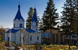 Монастырь Циганешть