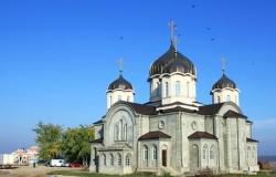 Мужской монастырь «Никорень»