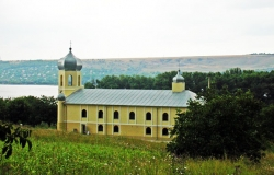 Монастырь Святого князя Владимира-Хорешть