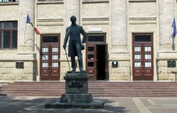Памятник Василе Александри