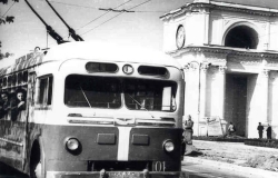 First Chisinau Trolleybus