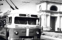 Первый Кишинёвский Троллейбус