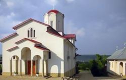 Православный мужской монастырь Святого Великомученика Иакова Персянина
