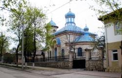 Свято-Успенская «Болгарская» церковь
