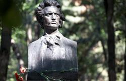 Bustul Mihai Eminescu
