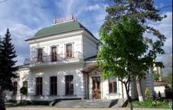 Дом Ф. Трапани (ныне Дворец бракосочетания при Примэрии муниципия)