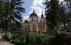 Ascension Monastery in Gyrjavca