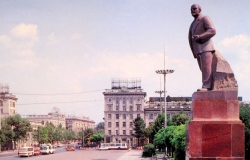 Chisinau as the capital of the MSSR