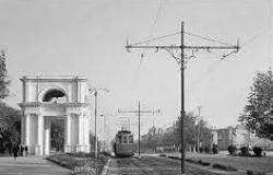Кишинёвский трамвай в XIX—XX веках