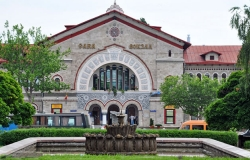 Кишиневский железнодорожный вокзал
