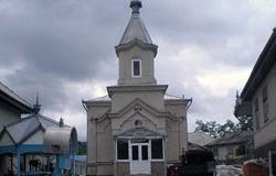 Мужской монастырь Негря