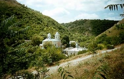 Monastery of the Holy Trinity (Saharna)