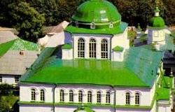 Женский монастырь Жапка