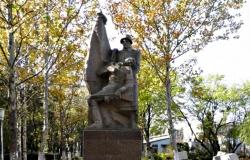 Монумент мирным жителям павшим в военных конфликтах ХХ века