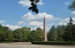 Obelisk to Bulgarian militiamen