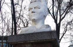 Monumentul lui Boris Glavan