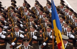Moldovan army soldiers will participate in peacekeeping operations