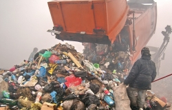 Germany and Sweden help Moldova to solve the problem of garbage