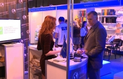 "On ""Moldexpo"" is held an exhibition of goods and services for business"