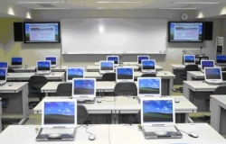 New computers and furniture have been given to secondary schools in Moldova