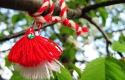 """Martisor"" holiday in Warsaw"