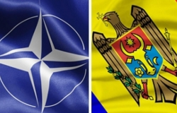 "There was a photo exhibition titled ""NATO ""Partnership for Peace"" - Republic of Moldova"" in the Center of Military History and Culture."
