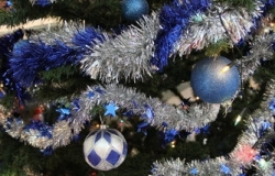 On Thursday at the Museum of Arts there will be a Christmas tree exhibition
