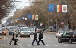 Pedestrian will be penalized for breaking traffic regulations in Moldova